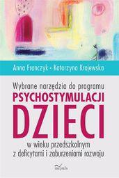 Wybr. narz. do programu psychostymulacji dzieci... (259016)