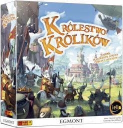 Egmont Gra - Królestwo Królików (262678)