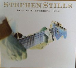 POP STILLS, STEPHEN LIVE AT SHEPHERD'S BUSH (CD + DVD)