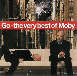 POP MOBY GO THE VERY BEST OF MOBY/U.K.6MON (CE + DVD)