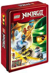 LEGO Ninjago. Zestaw książek z klockami Lego