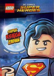 Lego DC Comics. Super Księga Zadań