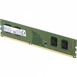 Pamięć Kingston ValueRAM, DDR4, 4 GB, 2400MHz, CL17 (KVR24N17S6/4)