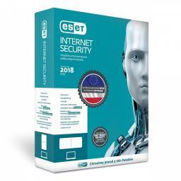 ESET Internet Security PL BOX Kontynuacja 1 rok 1 urządzenie (EIS-K-1Y-1D)