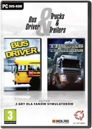 Bus Driver i Trucks and Trailers