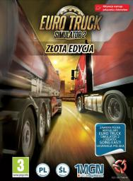 Euro Truck Simulator 2 - Złota Edycja