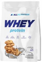 ALLNUTRITION Whey Protein Biała czekolada truskawka 908g
