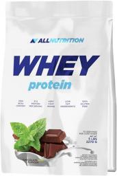 ALLNUTRITION Whey Protein Truskawka
