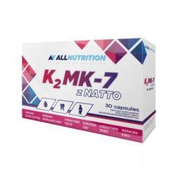 ALLNUTRITION Kapsułki Vit K2 MK-7 z natto 30cap