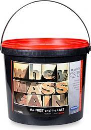 Megabol Megabol Whey Mass Gain - 3000g Vanilla - 45090