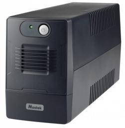 UPS Mustek PowerMust 600 EG (600-LED-LIG-T10)