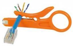 Narzędzia serwisowe LogiLink Narzędzie Punchdown IDC LogiLink WZ0024 z taśmą z tworzywa sztucznego - WZ0024