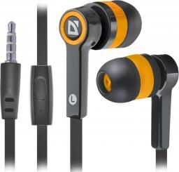 Słuchawki Defender Pulse 420 Black/Orange (63420)