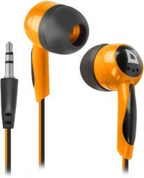 Słuchawki Defender Basic 604 Czarno-pomarańczowe (63606)