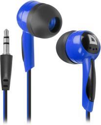 Słuchawki Defender Basic 604 Czarno-niebieskie (63608)