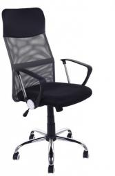 CALVIANO Fotel biurowy wentylowany Xenos COMPACT