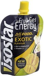 Isostar Isostar Żel fruit & carbs Energy 90g Exotic - 55022