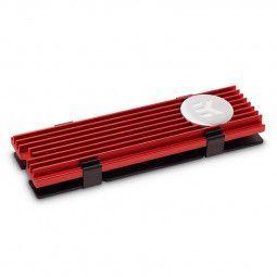 EK Water Blocks EK-M.2 Radiator NVMe  czerwony