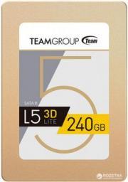 Dysk SSD Team Group L5 Lite 3D Series 240 GB SATA3 (T253TD240G3C101)