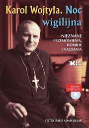 Karol Wojtyła. Noc Wigilijna + CD - 262840