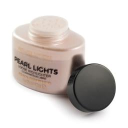Makeup Revolution  Pearl Lights Loose Highlighter Rozświetlacz w pudrze Peach Champagne  25g