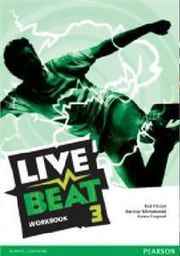 Live Beat 3 WB + CD