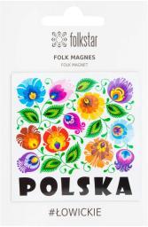 Folkstar Magnes łowicki biały Polska (265037)