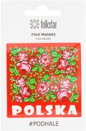 Folkstar Magnes góralski czerwony Polska (265042)