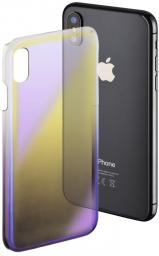 Hama Mirror do Apple iPhone X żółto-fioletowe (001813970000)