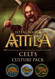 Total War: Attila - Pakiet kultur Celtyckich, ESD