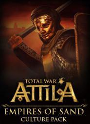 Total War: Attila - Pakiet kultur Pustynne Imperia, ESD