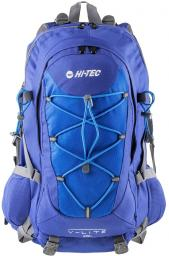 Hi-tec Plecak sportowy Aruba 35 L Mazarine Blue/Victoria Blue/Frost Gray