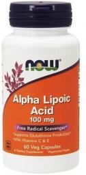 NOW Foods Alpha Lipoic Acid 100mg 60VCaps