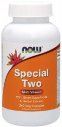 NOW Foods Special Two Multi 240 VCaps