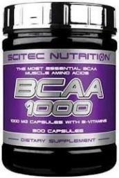 Scitec Nutrition Bcaa 1000 - 300 kapsułek