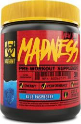 PERFORMANCE MEALS Pvl Mutant Madness 375g Blue Raspberry - 86221