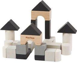 Plan Toys Klocki drewniane 34 el. - 256605