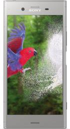 Smartfon Sony Xperia XZ1 64 GB Dual SIM Srebrny  (1310-7158)