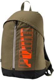 Puma Plecak sportowy Pioneer Backpack II 21L zielony (074718 04)