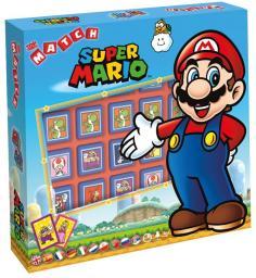 Winning Moves Match Super Mario - 02127 - 02127
