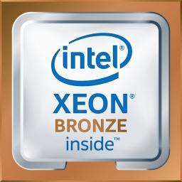 Procesor serwerowy Fujitsu Xeon Bronze 3106, 1.7GHz, 11MB, BOX (S26361-F4051-L106)