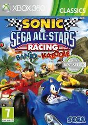 Gra Xbxo 360 SONIC & SEGA ALL STARS RACING Xbox 360