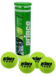 PRINCE Piłka tenisowa NX Tour Pro 4 żółty