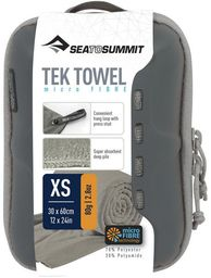 SEA TO SUMMIT Ręcznik Tek Towel szary (ATTTEK/GY/XL)
