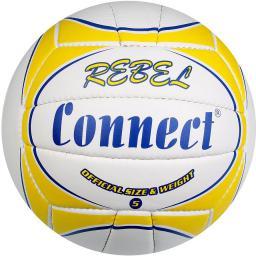 Connect Piłka siatkowa Rebel r. uniwersalny (S355824)