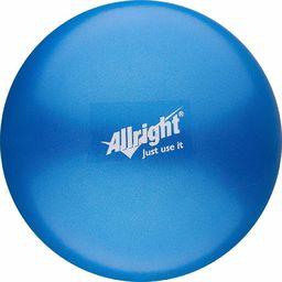 Allright Piłka do ćwiczeń Over Ball 26cm niebieska (FIPG26P/B)