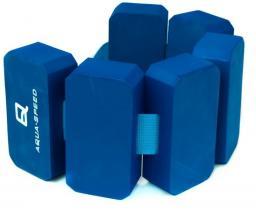 Aqua-Speed Pas do pływania 6-częściowy niebieski  (5648)