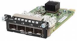Przełącznik HP PACKARD ENTERPRISE Moduł rozszerzeń Aruba 3810M 4SFP+ Module (JL083A)