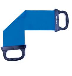 Spokey Guma fitness z uchwytem Grip Rubber niebieska
