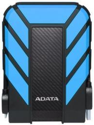 Dysk zewnętrzny ADATA HDD HD710 Pro 1 TB Niebiesko-czarny (AHD710P-1TU31-CBL)